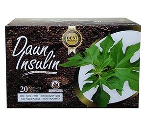 Teh-Daun-Insulin